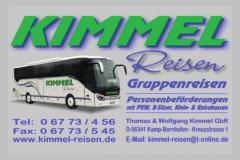 Kimmel-Reisen