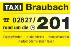 Taxi-Braubach